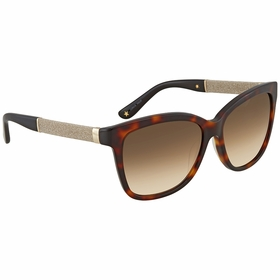 Jimmy Choo CORA/S 56JD 56  Ladies  Sunglasses