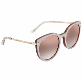 Jimmy Choo DENA/F/S 56NQ 56 Dena Ladies  Sunglasses