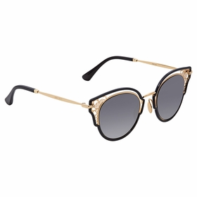 Jimmy Choo DHELIA/S 489O 48 Dhelia Ladies  Sunglasses