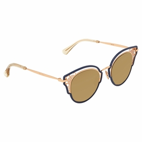 Jimmy Choo DHELIA/S 48JL 48  Ladies  Sunglasses