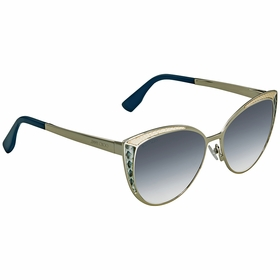 Jimmy Choo DOMI/S 0PTF 56    Sunglasses
