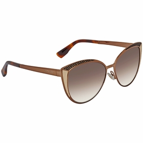 Jimmy Choo DOMI/S 56JS 56  Ladies  Sunglasses