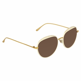 Jimmy Choo ELLO/S 56JS 56  Ladies  Sunglasses