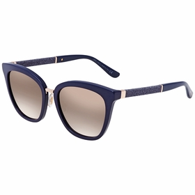 Jimmy Choo FABRY/S 0KCA 53    Sunglasses