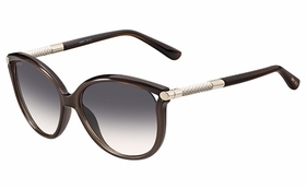 Jimmy Choo GIORGY/S 579C 57 Giorgy Ladies  Sunglasses