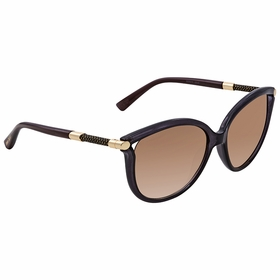 Jimmy Choo GIORGY/S 57JD 57 Giorgy Ladies  Sunglasses