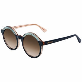 Jimmy Choo GLAM/F/S OTF 52 Glam   Sunglasses