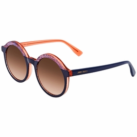 Jimmy Choo GLAMFS OTG 52 Glam   Sunglasses