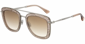 Jimmy Choo GLOSSY/S FWM 53  Ladies  Sunglasses