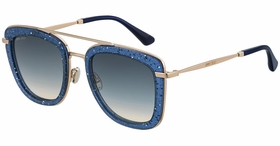 Jimmy Choo GLOSSY/S PJP 53  Ladies  Sunglasses