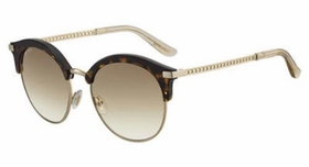 Jimmy Choo HALLY/S 55HA 55  Ladies  Sunglasses