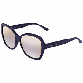 Jimmy Choo JODY/F/S 57FQ 57 Jody Ladies  Sunglasses