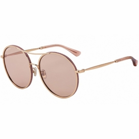 Jimmy Choo LENI/F/S 0EYR 2S 60  Ladies  Sunglasses