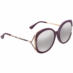 Jimmy Choo LILA/S 0T7 60  Ladies  Sunglasses