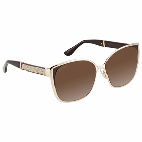 Jimmy Choo Maty/S 017C V6 58  Ladies  Sunglasses