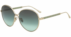 Jimmy Choo NEVA/F/S PEF 60  Mens  Sunglasses