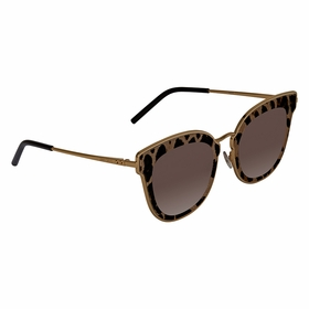 Jimmy Choo NILES-XMG-63 Nile Ladies  Sunglasses
