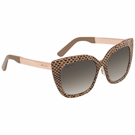 Jimmy Choo NITA/S J80 53    Sunglasses
