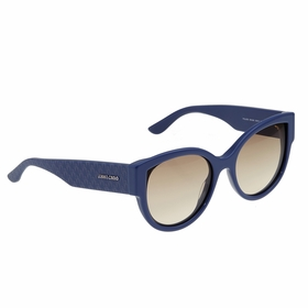 Jimmy Choo POLLIE/S 55HA 55  Ladies  Sunglasses