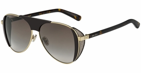 Jimmy Choo RAVE/S 09Q 56  Ladies  Sunglasses
