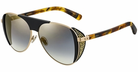 Jimmy Choo RAVE/S J5G 55  Ladies  Sunglasses