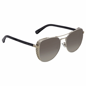 Jimmy Choo SHEENA/S 58FQ 58  Ladies  Sunglasses