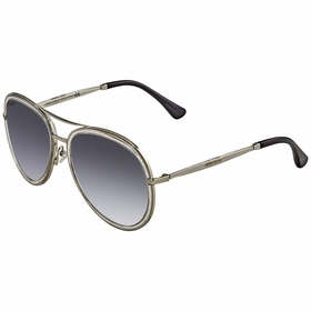 Jimmy Choo TORA/S 0QC3 57    Sunglasses
