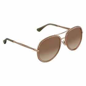 Jimmy Choo TORA/S 57NH 57  Ladies  Sunglasses