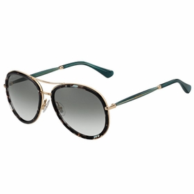 Jimmy Choo TORA/S 57YE 57  Ladies  Sunglasses
