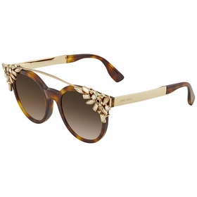 Jimmy Choo VIVY/S 0BHZ 51    Sunglasses
