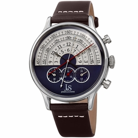 Joshua and Sons JX152BU  Mens Chronograph Quartz Watch
