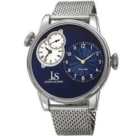 Joshua and Sons JX154SSBU  Mens Quartz Watch