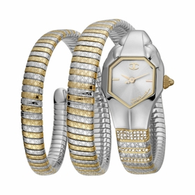 Just Cavalli JC1L112M0045 Glam Snake Ladies Quartz Watch