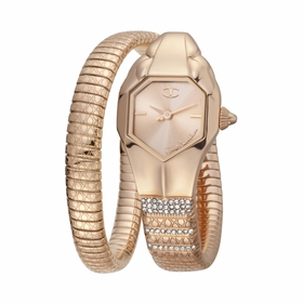 Just Cavalli JC1L113M0035 Glam Snake Ladies Quartz Watch