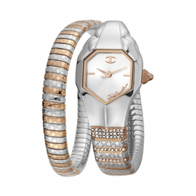 Just Cavalli JC1L113M0055 Glam Snake Ladies Quartz Watch