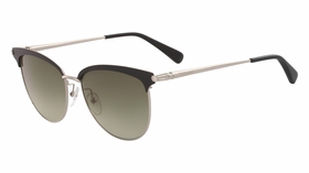 Longchamp LO107S 001 55    Sunglasses