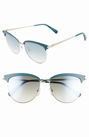 Longchamp LO107S 430 55  Ladies  Sunglasses