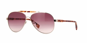 Longchamp LO109S 690 61  Ladies  Sunglasses