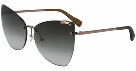 Longchamp LO119S 303 60  Ladies  Sunglasses