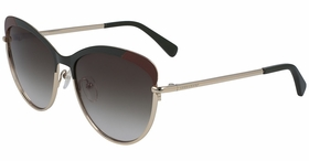 Longchamp LO120S 303 58  Ladies  Sunglasses