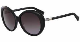 Longchamp LO600S 001 57  Ladies  Sunglasses