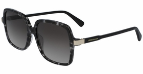 Longchamp LO641S 010 55  Ladies  Sunglasses
