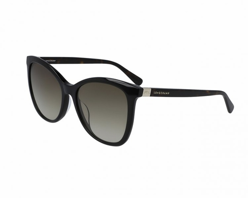 Longchamp LO648S 010 55  Ladies  Sunglasses