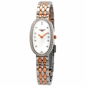 Longines L2.305.5.89.7 Symphonette Ladies Quartz Watch
