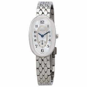 Longines L2.306.4.83.6 Symphonette Ladies Quartz Watch