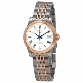 Longines L2.320.5.11.7 Record Ladies Automatic Watch