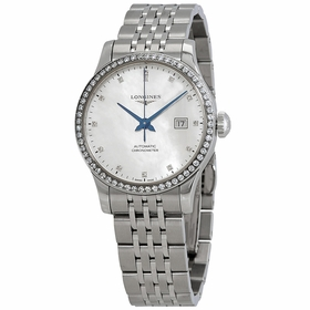 Longines L2.321.0.87.6 Record Ladies Automatic Watch