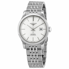 Longines L2.321.4.72.6 Record Ladies Automatic Watch