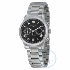 Longines L2.669.4.51.6 Master Collection Mens Chronograph Automatic Watch
