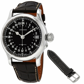 Longines L2.751.4.53.4 Heritage Avigation Mens Automatic Watch